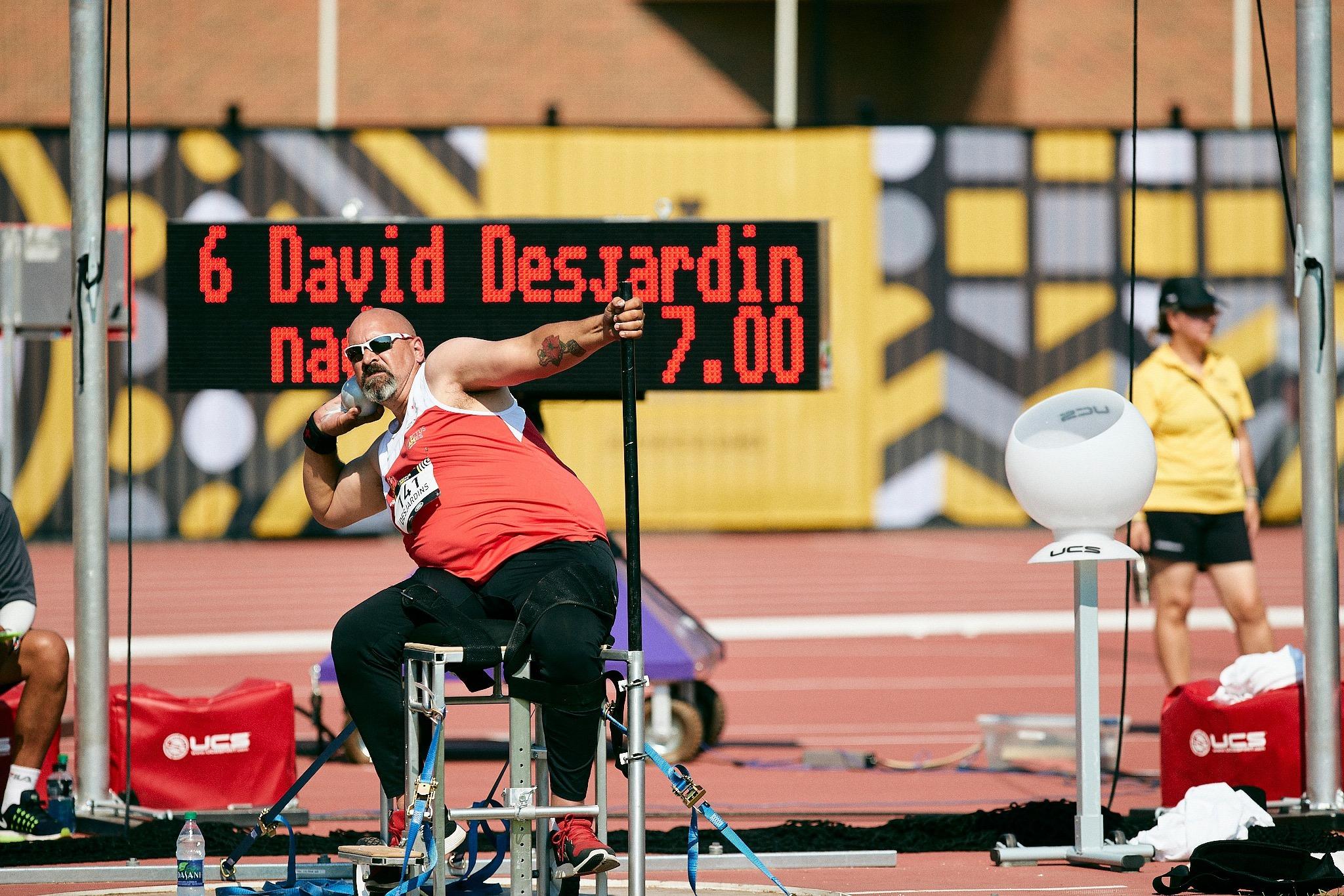 Dave Desjardins